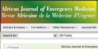 African Journal of Emergency Medicine: Pre-hospital antibiotics for open fractures: Is there time? A descriptive study
