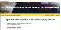 International Encyclopedia of Rehabilitation: Spinal Cord Injuries in the Developing World