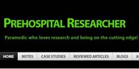 Prehospital Researcher