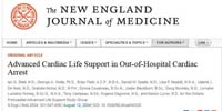 The New England Journal of Medicine: Advanced Cardiac Life Support in Out-of-Hospital Cardiac Arrest