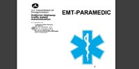 U.S. Department of Transportation EMT Paramedic National Standard Curriculum