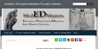 Academic Emergency Medicine Education Masters