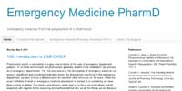 Emergency Medicine PharmD