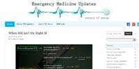 Emergency Medicine Updates