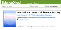 International Journal of Trauma Nursing