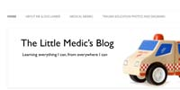 The Little Medic's Blog